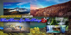 Madakaripura Waterfall Bromo Ijen Tour