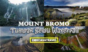 Mount Bromo Tumpak Sewu Waterfall Tour