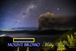 Bromo Milky Way Tour Package 2 Days