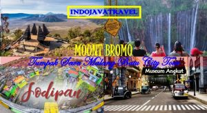 Mount Bromo Tumpak Sewu Waterfall Malang Batu Tour 4 Days